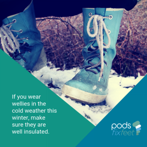 Insulated Wellies