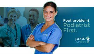 Podiatrist First - Female 1