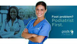 Podiatrist First - Female 2