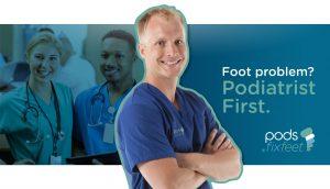 Podiatrist First - Male 1